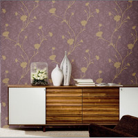 Cheap price China Best quality vinyl PVC wallpaper for room and project decoration