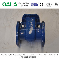 OEM foundary work/casting iron gate valve body for water