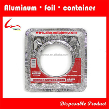 aluminum foil stove mat for gas