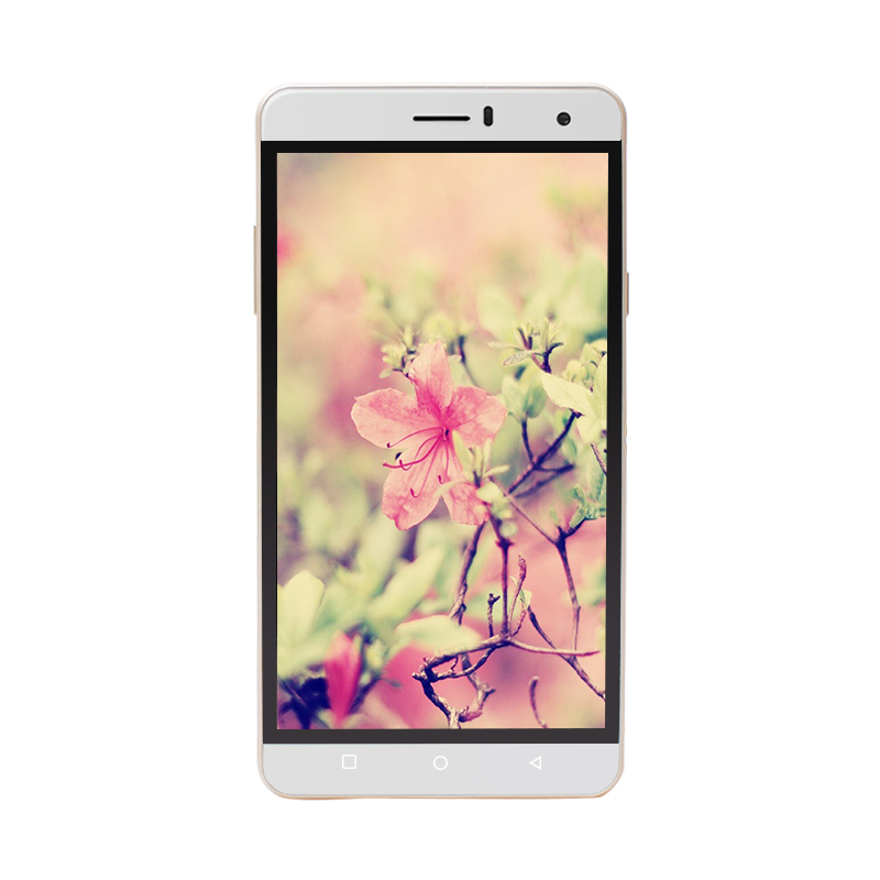 Promotional MTK6735P Quad Core Fringerprint Phone Dual Camera 4G Volte China Mobile Phone
