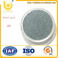 Alloy Cast Steel Grit GP80