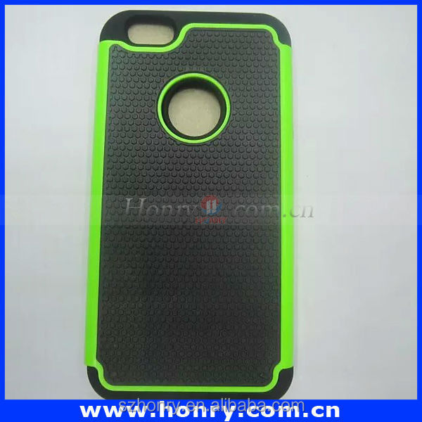 PC Hard Case with Ball Marks Hot Selling Phone Case for iphone 6 with Free Sample