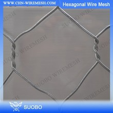 Pvc Coated Cheap Hexagonal Wire Mesh Gabion Steel Net Rabbit Cage
