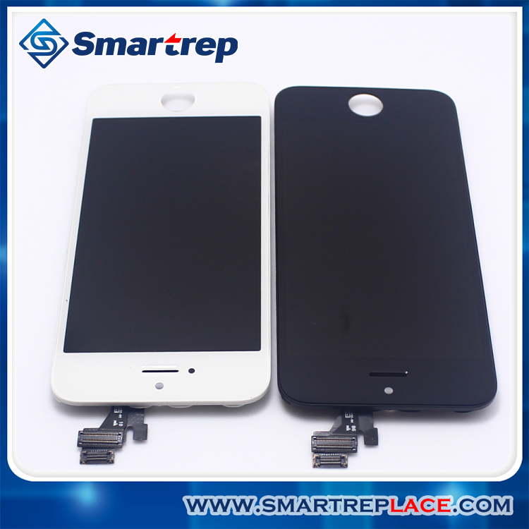 Wholesale For Iphone 5g LCD With Touch Screen,Best quality Mobile Phone Fix For Iphone 5 , 100% brand new original AAA+