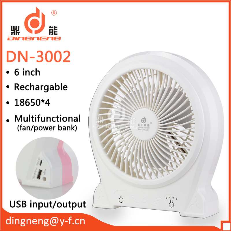 Desk Emergency USB Mini Fan
