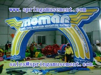 Racing inflatable advertising arch SP-AH014