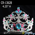 Colored Rhinestone Miss American Pageant Crown