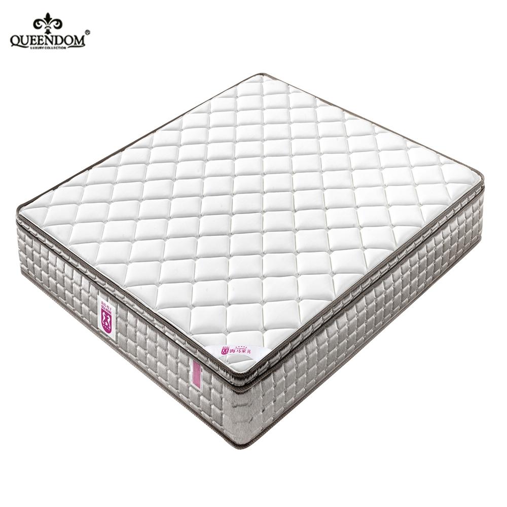 Hot selling silicone topper high density memory foam hotel bed gel mattress - Jozy Mattress | Jozy.net