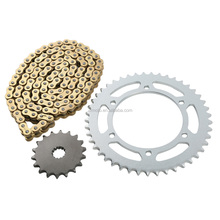 O-Ring Chain and Sprocket Kit For Yamaha FZS600 FAZER 5DM/5RT 1998-2003 1999 00