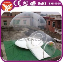 Clear Inflatable Lawn Tent,Inflatable Transparent Tent,Inflatable Bubble Tent