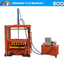 Best selling in alibaba 4-40 concrete forms price brick block machine for sale