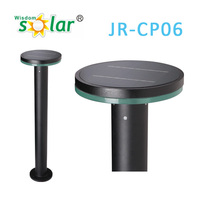 China manufacturer high quality outdoor light DC 12V solar garden light(JR-CP06)