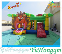 2015 Hot Sale Inflatable Jumping Castle ,Inflatable Lion Animal Toy Bouncy House For Kids Play
