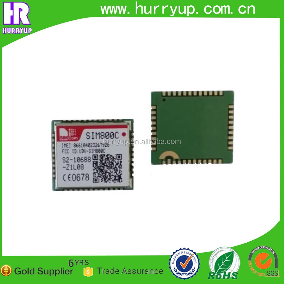 SIM800C GSM/GPRS MODULE ,ORIGINAL NEW MODULE PLAY HIGH PERFORMANCE WITH GOOD PRICE