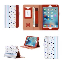 China Suppliers PU leather stand case for iPad mini 3