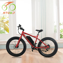 2018 Best selling beach/snow fat tire electric bike in bangladesh 500w 48v 10Ah lithium battery electric bicycle