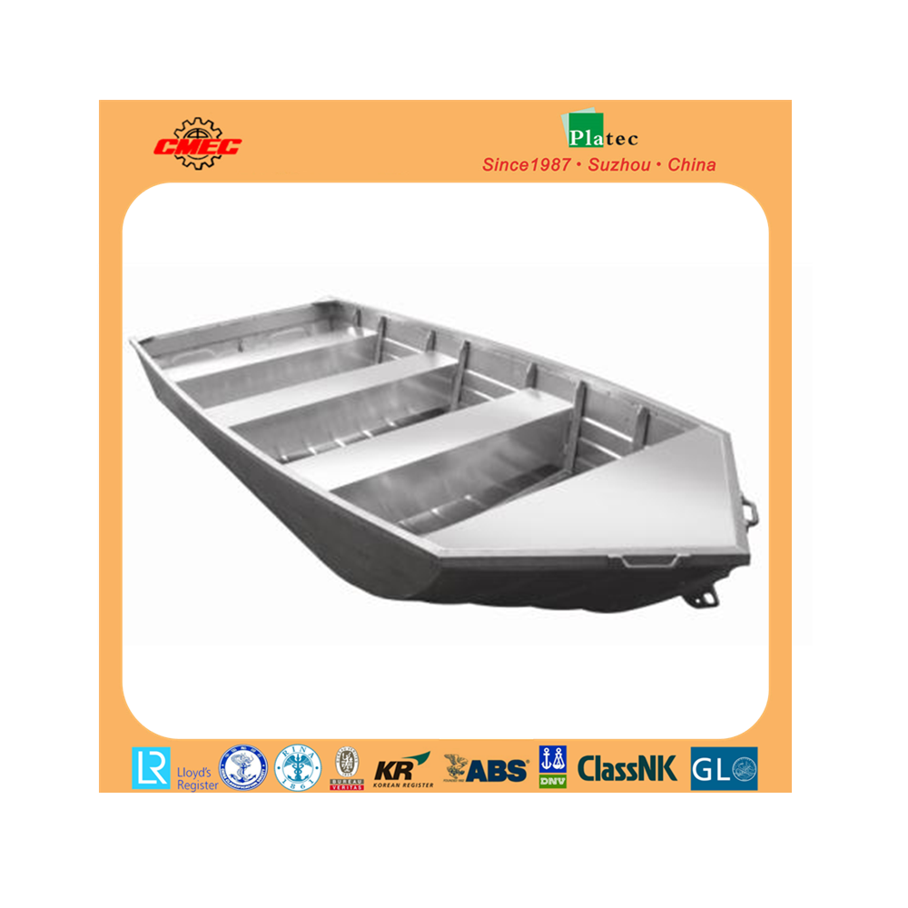 2016 CE Approved All Welded Fishing Aluminum Boats
