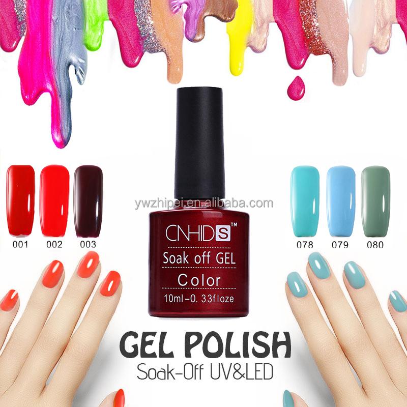 Multi Colors Nailpolish Private Label Organic Uv Gel Gel Nail Polish ...