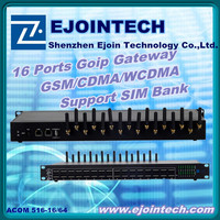 15% cut off on ejointech 16 channels voip wcdma gateway voip device for free unlimited internet call
