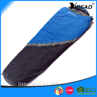 Mummy nylon portable outdoor camping sleeping bag
