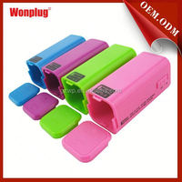 2014 Promotional portable power bank charger 5200mah