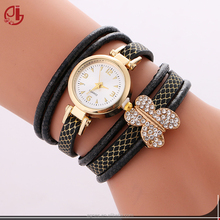 Bracelet Women Fashion Watch 2017 Luxury Brand Rhinestone Quartz Watch Crystal Ladies Vogue Wathces