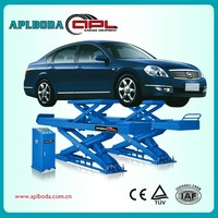 manufactory & export APLBODA brand alignment scissor car lift