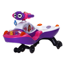 Strong good weight bearing kids wiggle ride car for sale