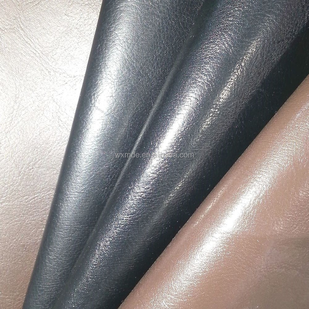 Semi PU Leather/Sofa Leather/ Upholstery Synthetic Leather