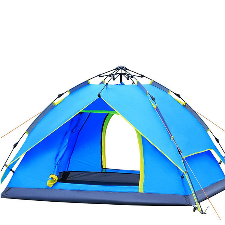 Best Selling Luxury Family Custom Camping Tent