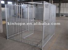 hot dipped galvanized metal dog kennels