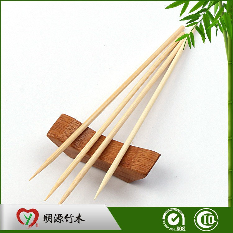 Eco-friendly instant small bamboo sticks, bamboo skewers