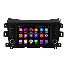 fit for nissan navara 2016 2017 touch screen car dvd player with android car radio multimedia