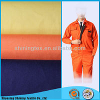 100% cotton material twill PA coated fabric