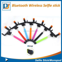 Best Selling Handheld Wireless Bluetooth Selfie Stick Monopod Extendable For iPhone Samsung HTC Phone