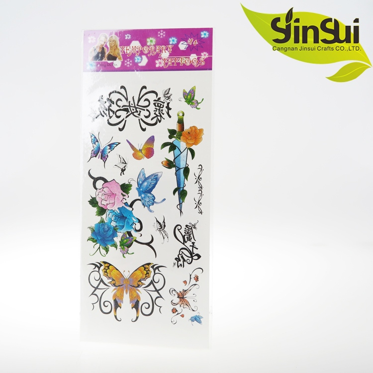 wholesalers china airbrush temporary tattoo