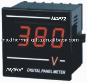 Digital Panel Meter Voltmeter