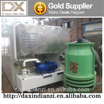 GZ-4.0III-DX Woodworking drying machine, timber vacuum dryer kiln, lumber drying system