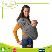 BCW02 Breathable 4-in-1 Cotton Baby Wrap Carrier