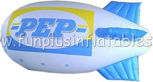 Professional manufacturer custom inflatable blimp P3052