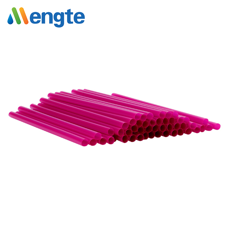mente manufacture compostable festival bar wedding Pla plastic drinking straws