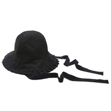 Wholesale China Merchandise High Quality Cheap Price Custom Cool Fashion Girl's Bucket Hat