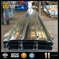 steel deck plate, gauge thickness galvanized corrugated steel sheet, corrugated aluminum roof panels