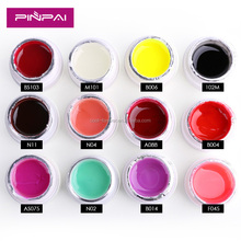 New 12PCS PRO beauty choices colored uv gel polish for salon nail arts design