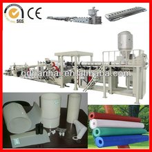 PS/PC/HIPS/PP/PE/PET/ABS plastic sheet production line