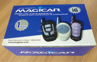 2014 Newest one way car alarm Magicar I6 car alarm system