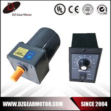 high torque small variable speed electric motor