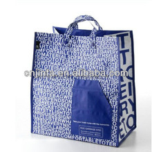 PP Material BIN BAGS 2014 hot sale eco friendly organic cotton shopping bag promotion/tote bag/big handbag