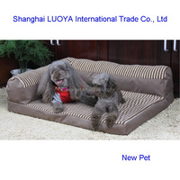 Many styles new coming pet cushion pet dog sofa unpick wash dog house