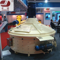 China JN750 Concrete Cement Planetary Mixer
